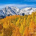 Colorado Rocky Mountain Autumn Beauty by James BO  Insogna