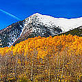 Colorado Rocky Mountain Independence Pass Autumn Panorama by James BO  Insogna