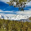 Colorado Rocky Mountain View by James BO  Insogna