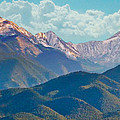Colorado Sideroad Mountains by Mike Andre