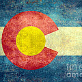 Colorado State Flag by Bruce Stanfield