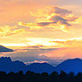 Colorado Sunset by Gary Mosman