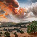 Colorado Wildfire-fern Lake by Kristina Hauk