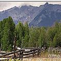 Colorado Wilson Peak Clouds by Janice Pariza