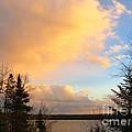 Colored Clouds by Brenda Ketch
