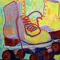 Colored Lights All Over My Skates by Kendall Kessler