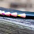 Colored Pencils by Mechala Matthews