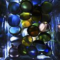 Colored Stones Of Light by Joseph Hedaya