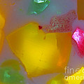 Colorful Abstract 01 by Ausra Huntington nee Paulauskaite