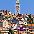 Colorful Adriatic Town Of Losinj by Brch Photography