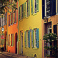 Colorful Architecture In Charleston by Susanne Van Hulst