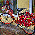 Colorful Bike by Marcia Colelli