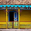 Colorful Building by Thomas Marchessault