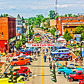 Colorful Car Show by Jim Lepard