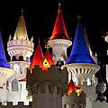 Colorful Castle by Chandru Murugan