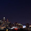 Colorful Citylights by Abhay P
