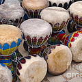 Colorful Congas by Carlos Caetano