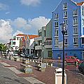 Colorful Curacao by Christy Gendalia