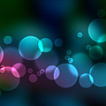Colorful Defocused Lights by Aged Pixel