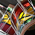 Colorful Drums by Stephanie Guinn