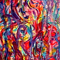 Colorful Expression-6 by Natalie Holland