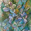 Colorful Floral by Roberta Rotunda