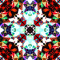 Colorful Kaleidoscope Creation by Phil Perkins