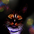 Colorful Kitty by Ericamaxine Price