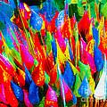 Colorful Leafs by Rames Ratyantarakor