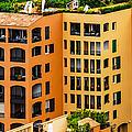 Colorful Living In Monaco by Ken Andersen