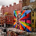 Colorful Mural Chelsea New York City by Amy Cicconi