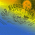 Colorful Old Bleach Linen Ad by Cathy Anderson