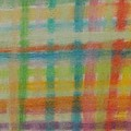 Colorful Plaid by Thomasina Durkay