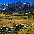 Colorful Ranch by Rendell B