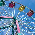 Colorful Ride by Pam Fitzgerald Beautiful You Art