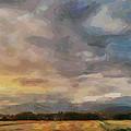 Colorful Sky by Yury Malkov