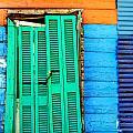 Colorful Slum by Jess Kraft