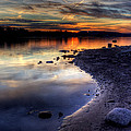 Colorful Sunset by David Dufresne