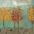 Colorful Trees by Linda Bailey
