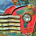 Colorful Vintage Truck by Mark Skalny