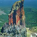 105830-colorful Volcanic Plug by Ed  Cooper Photography