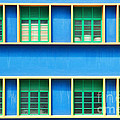 Colorful Windows by Yew Kwang