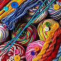 Colorful World Of Art And Craft by Garry Gay