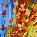 Colorful World by Teresa Wegrzyn