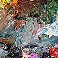 Colors Of Artist's Palette by Mikhail Pankov