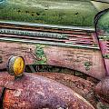 Colors Of Corrosion by Michael Gass