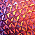 Colors Of Epcot by David Lee Thompson