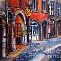 Colors Of Lyon 2 by Mona Edulesco