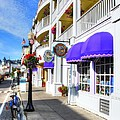 Colors Of Mackinac Island by Mel Steinhauer