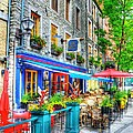 Colors Of Quebec 14 by Mel Steinhauer
